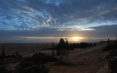 סועד משפחות בחאן ניצנה – 20.12.19